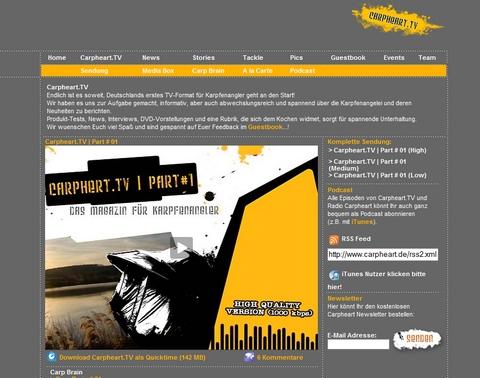 carpheart.tv