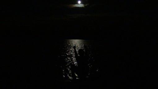 noční lov kaprů