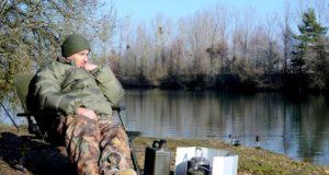 Bruno Médou: 7 kapřích rad pro zimní lov kaprů
