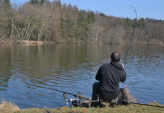 Při správné lokalizaci ryb můžete mít záběry dříve, než byste si dokázali pomyslet!