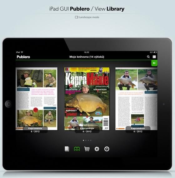 KaproMánie na iPadu