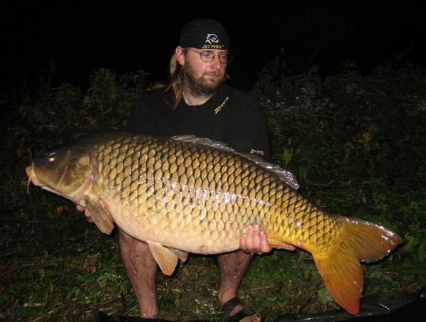 Jarda Dufek - 22,90 kg a 108 cm