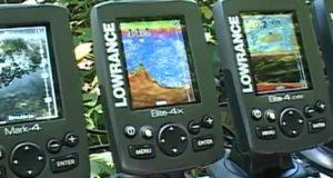 Video: Porovnání sonarů