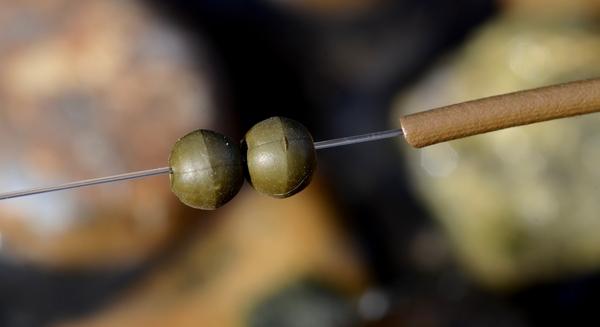Použijte gumové korálky