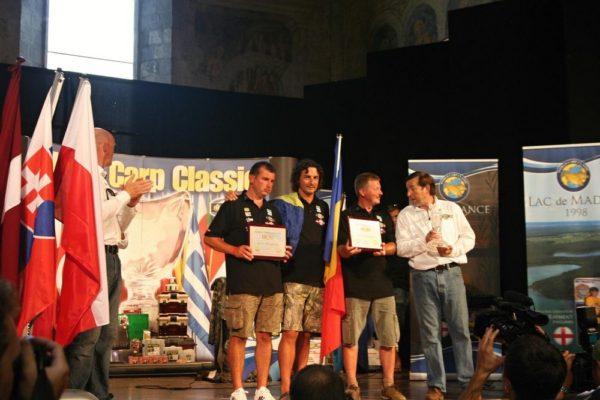 Rumuni na WCC 2012