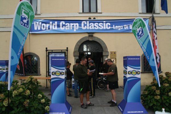 World Carp Classic 2012 Lago di Bolsena
