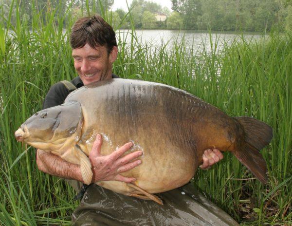 Monstrum o váze 36,6 kg