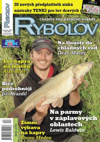 Rybolov - prosinec