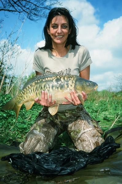 Rachael s kaprem - foceno v roce 2005