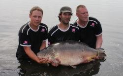 Polský oficiální rekord, který ulovil dánsko-německý team LK Baits!