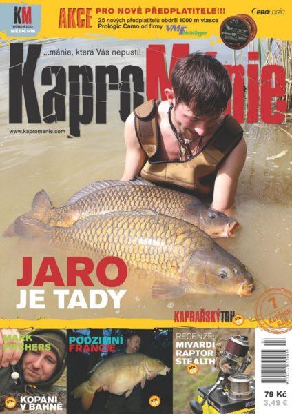KaproMánie duben 2013