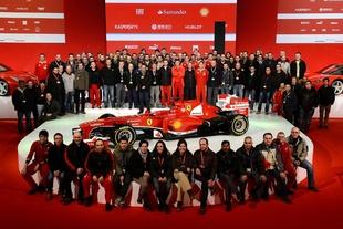 Naše české víno pravidelně zasíláme do Ferrari!