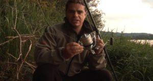 Video: Koncová udice pro lov na vyvážku