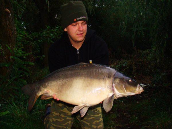 Kapřík 11,80kg
