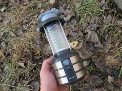 RF kempingová lampa Flajzar