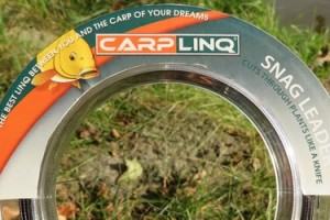 Minirecenze: CARP LINQ Cutting Line Snag Leader