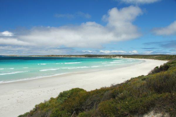 Australské pobřeží