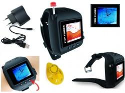Bezdrátový echolot - hodinky - Wireless Fish Finder Lucky FF 518