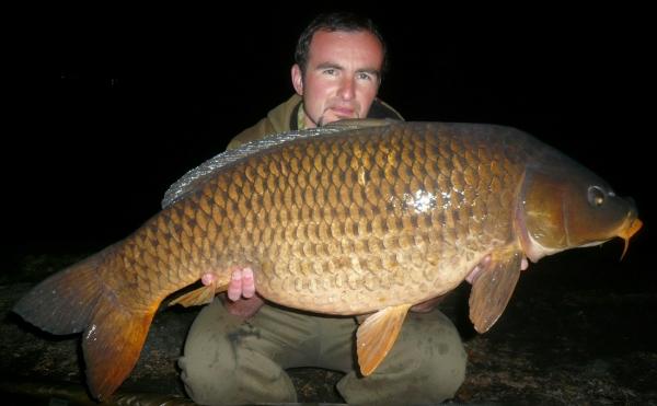 16,40 kg noční bojovník