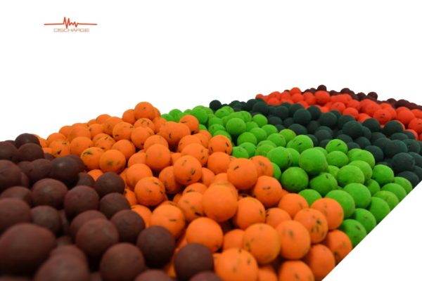 Boilies Discharge baits