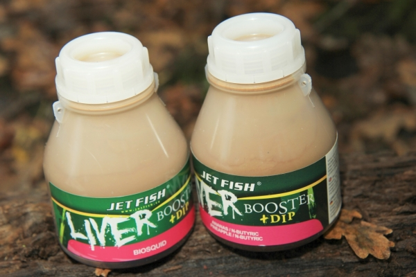 Vynikající liver booster na zalévání krmení