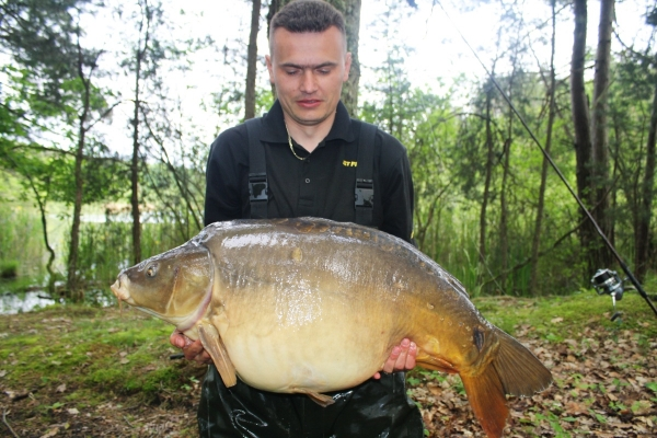 Petr Čuboň - 24,5 kg