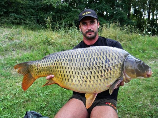 2010 - Marek a Hugo - 15,70 kg