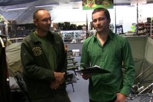 Video: Návštěva nové prodejny Carp Servis Václavík