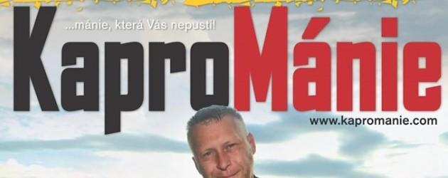 KaproMánie 9/2014 v prodeji!