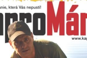 KaproMánie 11/2014 v prodeji!