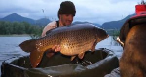 Video: Lukáš Krása na italském jezeře Pusiano
