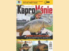 KaproMánie 1/2015 v prodeji od 6.1.!