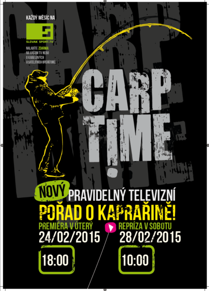 CARP TIME