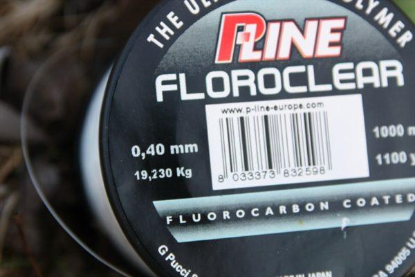 Floroclear 0,40 v číré barvě používám jako šokovku