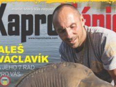 KaproMánie 4/2015 na stáncích od 8. dubna!