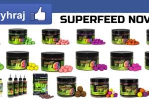 Výherci soutěže o produkty Superfeed od Tandem Baits