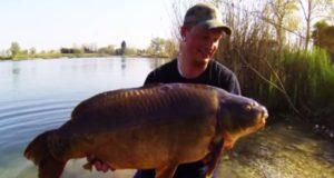 Video: Jezerní lov kaprů metodou Zig Rig