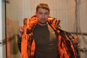 Recenze: Sprchový test bundy Vilmar a kalhot Hamar od Baleno
