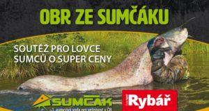 Obr ze Sumčáku - soutěž pro lovce sumců o super ceny!