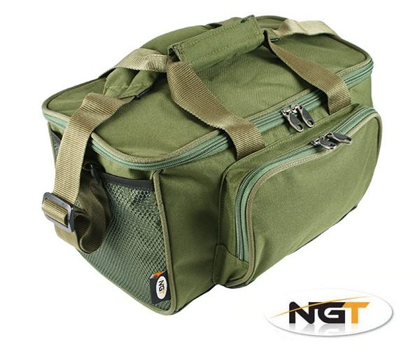 NGT Taška Green Small Carryall