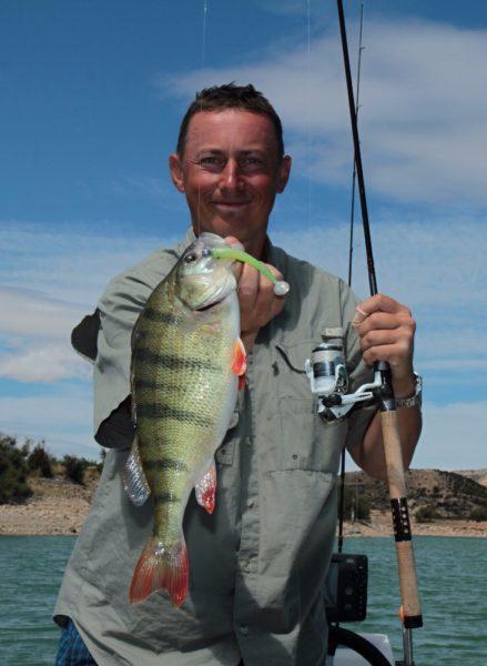 Asi není rybolov, kterým bych pohrdal...