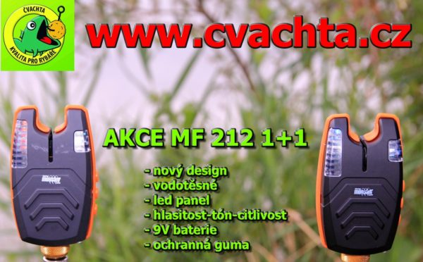 Monster Fishing 212 orange AKCE 1+1