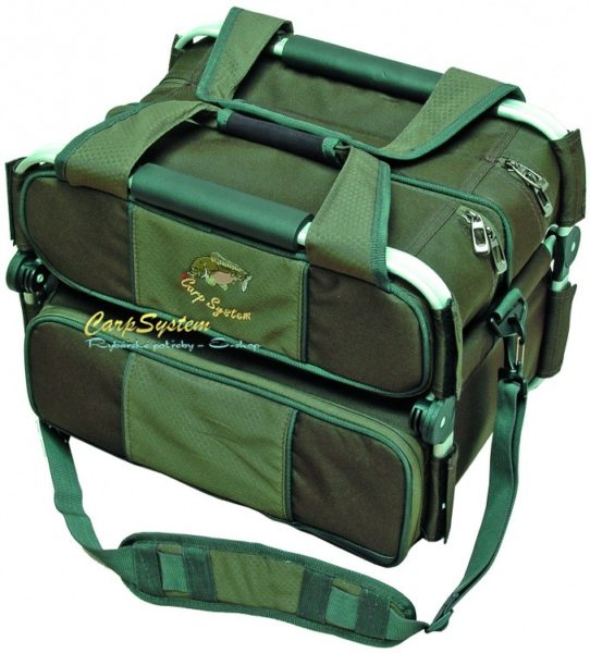JSA fish - Kaprařská taška I - C.S. set