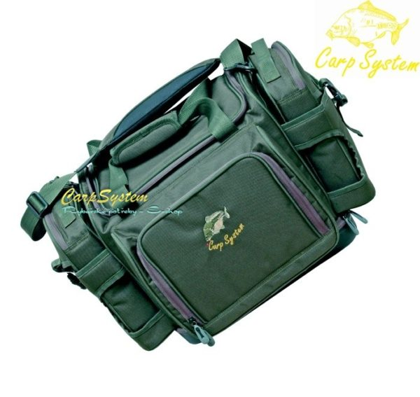 JSA fish - Kaprařská taška C. S. - LUX