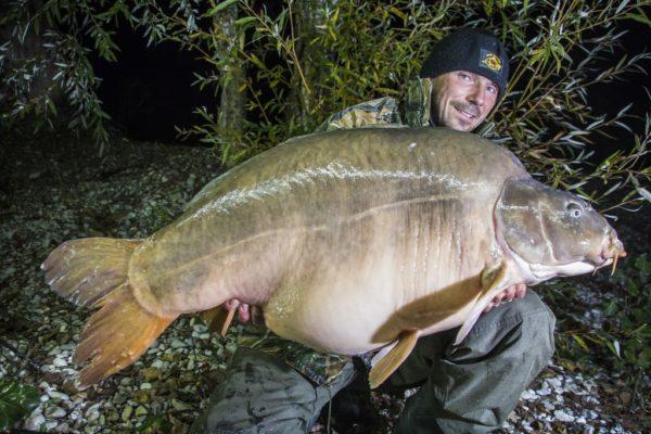 Největší ryba této výpravy vážila 24,3 kg