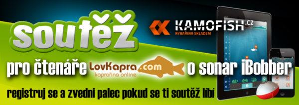 Soutěž s Kamofish.cz