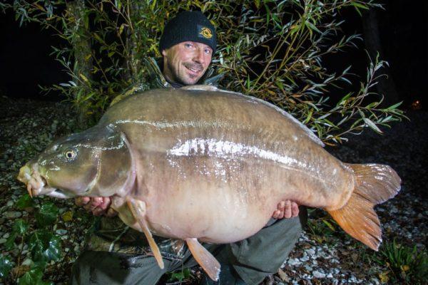 Nejtěžší ryba týdne 24,3 kg