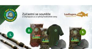 Vánoční soutěž s Chytapust.cz o hodnotné ceny!