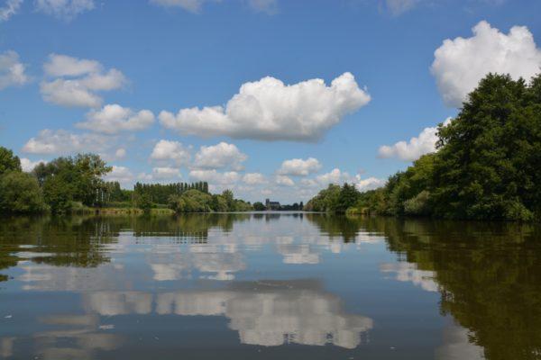 Řeka Mosela