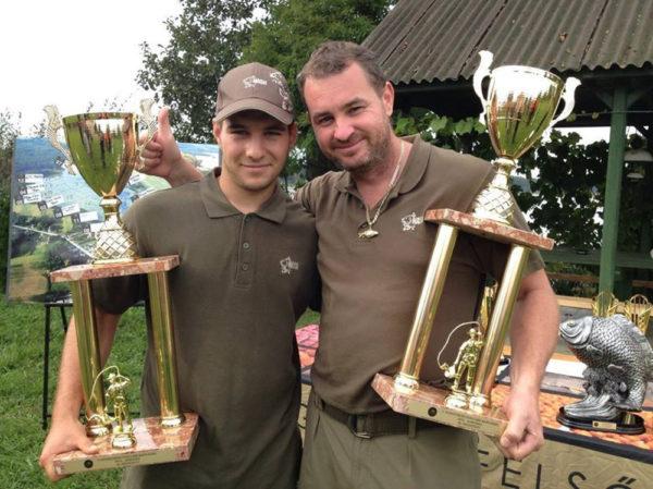 Nemzetközi Don Carp Baits Cupa Háromfa 2014